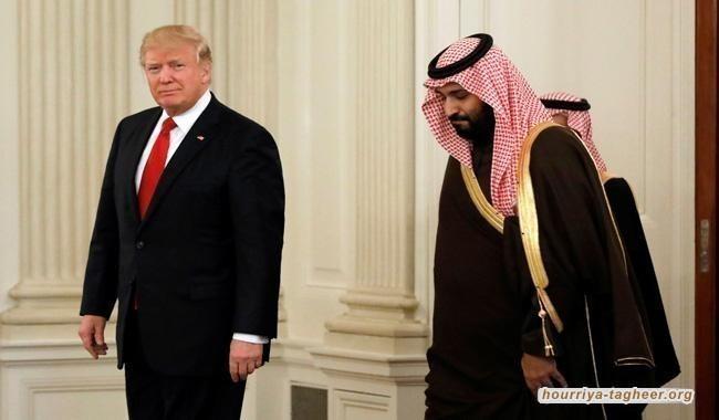 محمد بن زايد ومحمد بن سلمان يعيشان في ظل ترامب