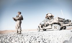 الجيش الأمريكي يدرب قوات سعودية على منظومة مضادة للمسيرات