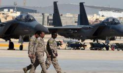 الحوثيون يقصفون مجدداً مطار جيزان السعودي
