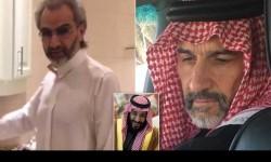 الوليد بن طلال الذي أطلق سراحه .. بعد شهرين من احتجازه بتهمة الفساد، هو الآن تحت الإقامة الجبرية
