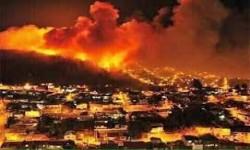 """الملك سلمان يتبرع بـ 125 مليون دولار للمتضررين """"الإسرائيليين"""" من الحرائق"""