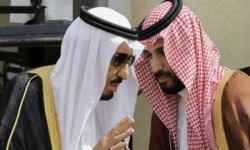 الملك سلمان يريد تسريع العرش لابنه محمد بن سلمان خوفا من رد فعل باقي الأمراء