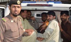 أسرة هندي توفي بالسعودية تفتح نعشه لتجد جثة امرأة