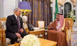 السعودية تؤجج الحرب الأهلية في ليبيا