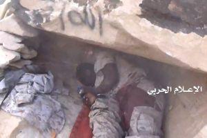 اقتحام جنود يمنيين باسلحة خفيفة موقع الضبعة المحصن للجيش السعودي بنجران