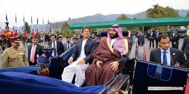 رئيس الوزراء الباكستاني: دول صديقة ضغطت علينا للتطبيع مع إسرائيل