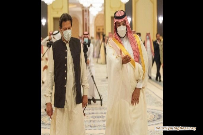 بعد أشهر من التوتر.. السعودية وباكستان تعززان علاقاتهما باتفاقيات جديدة بعد تخفيض الهند استيرادها للنفط السعودي.