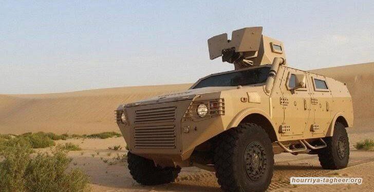 تشكيك سعودي وعربي بإعلان المملكة صناعة مدرعات عسكرية