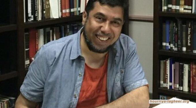بسبب تغريدة.. الحكم بسجن شقيق الداعية العودة 5 سنوات