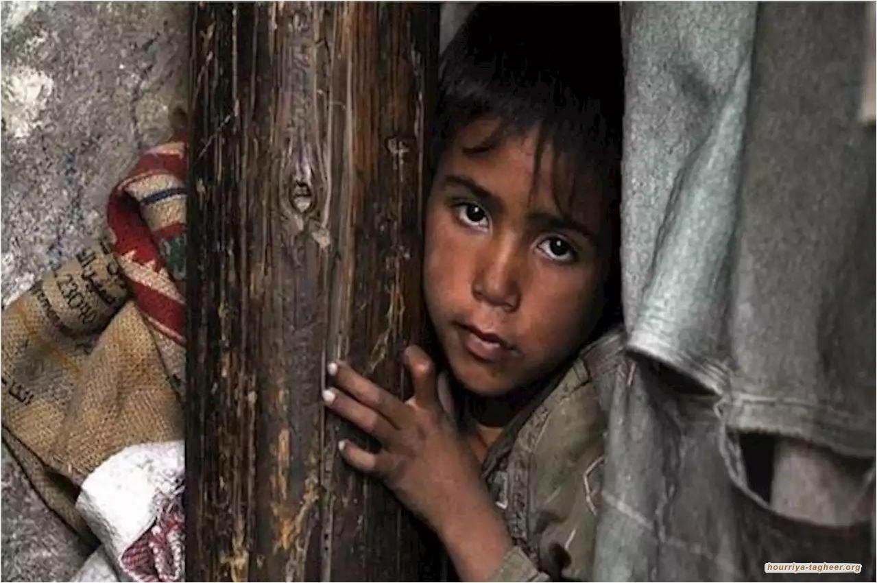 تحالف العدوان السعودي الأمريكي يستهدف اكثر من 7272 طفلا يمنيا