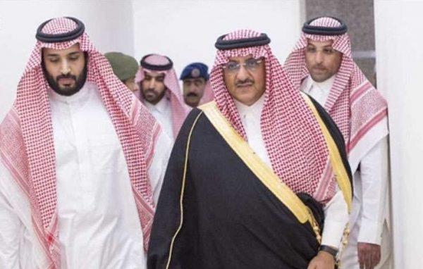 الأمير تركي بن مقرن اختفى بعد أن أطلق النار على ابن سلمان!
