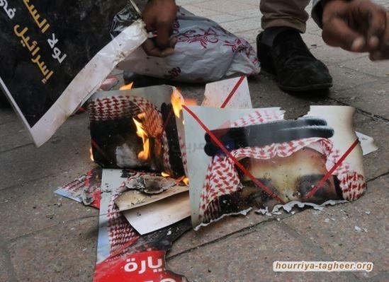 محافظة القطيف تثور وتطلق صيحات الموت لآل سعود