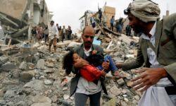 جرائم حرب يرتكبها نظام آل سعود في اليمن