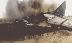 ما مصير طاقم مقاتلة آل سعود التي سقطت شمال اليمن؟
