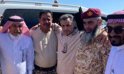 """تعرضت لـ3 هجمات.. اللجنة العسكرية السعودية تغادر """"أبين"""""""