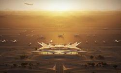 مملكة آل سعود يبنون مطارا فخما للأثرياء فقط!