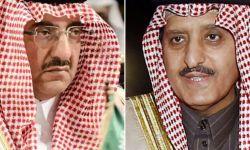 تمهيدا لإعدامهما ..بن سلمان ينقل أميرين لمعتقل وسط الصحراء