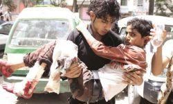 منظمة حقوقية تكشف أعداداً صادمة لضحايا حرب اليمن