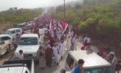 سكان محافظة المهرة يمهلون القوات السعودية 3 ايام للانسحاب من محافظتهم