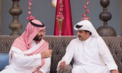 ماذا استفاد ابن سلمان من الأزمة الخليجية