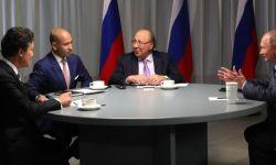 بوتين يسبب أزمة بين سكاي نيوز وقناة العربية