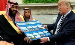 بيع السلاح للسعودية عادة يصعب الأقلاع عنها