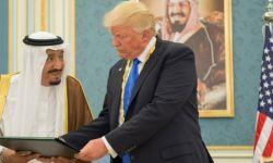 ترامب: السعودية وافقت على الدفع مقابل الحماية