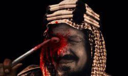 نحن نعرض والمشاهد يحكم هل هذا مدح لعبدالعزيز ام دم لدولته