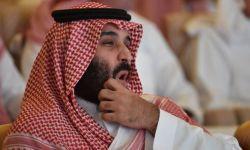 صورة لابن سلمان مع أمراء تثير جدلا.. هل بينهم سعود القحطاني؟
